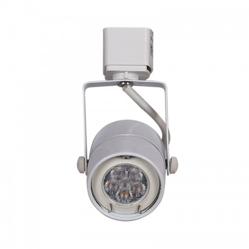 King sha white gu10 led track lighting head with led bulb 3000k king sha white gu10 led track lighting head with led bulb 3000k cri82 dimmable h type track system aloadofball Image collections